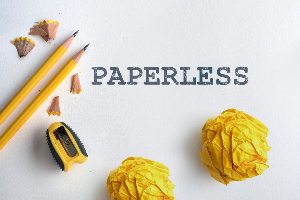 Tips for a Paperless Office