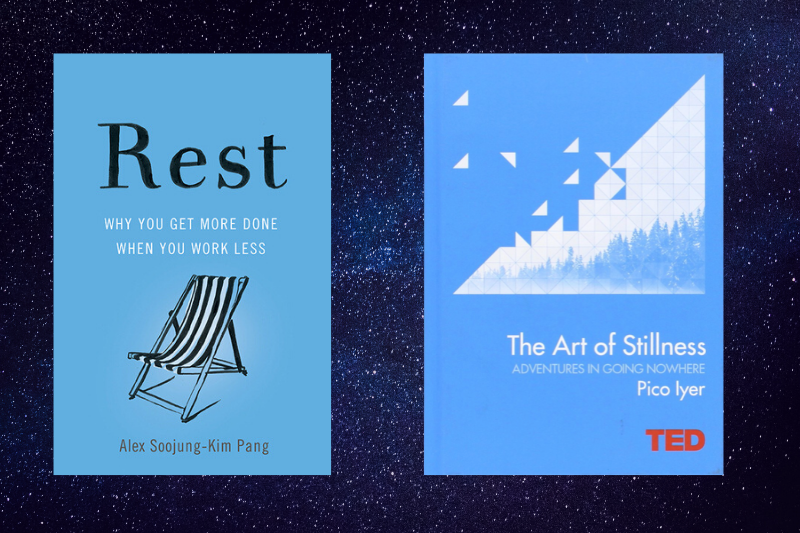 Our top ten books on rest
