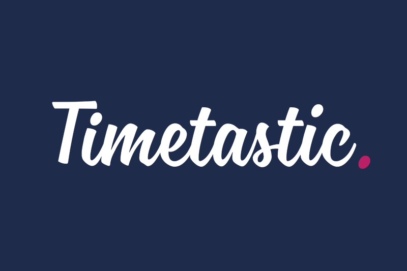 A new look for Timetastic