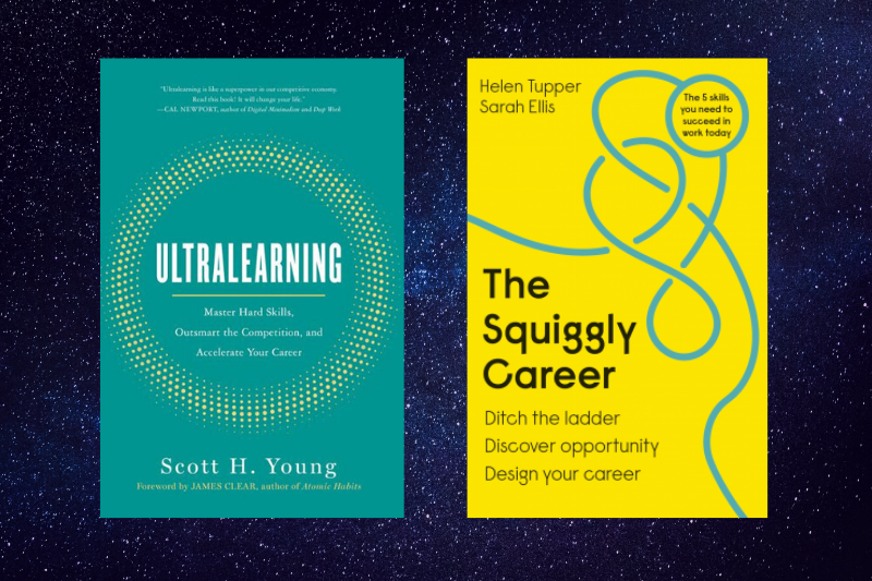Our top ten books on learning and career development