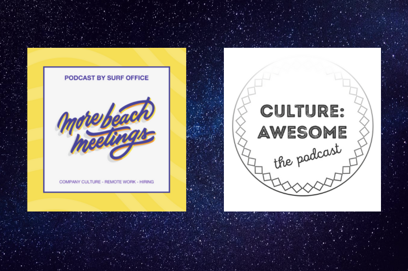Our top ten podcasts about company culture